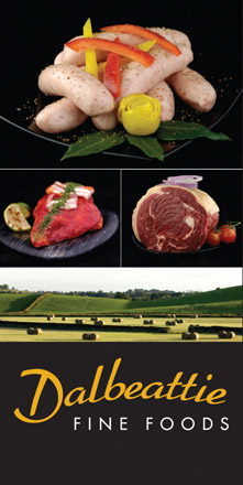 Dalbeattie Foods Advertisement - Photogrpahy by Agri Images